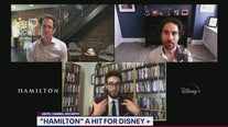 Alex Lacamoire, Andy Blankenbuehler talk Hamilton on Disney Plus