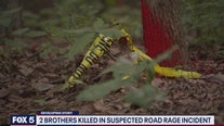 Virginia man charged with killing brothers in road rage incident