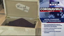 Hotels say they are working to keep people safe