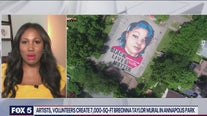 Breonna Taylor mural in Annapolis completed