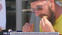 11th annual Independence Burger Eating Championship