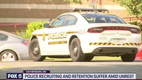 Police recruiting and retention suffer amid unrest