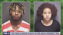 Teens charged in homicide of Frederick girl