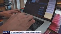 Plans for distance learning