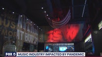 Music industry impacted by pandemic