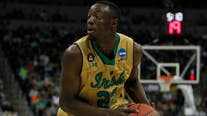 Silver Spring native, DeMatha product Jerian Grant signed by the Wizards