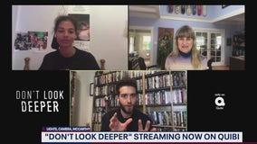 Helena Howard, Catherine Hardwicke talk Don't Look Deeper