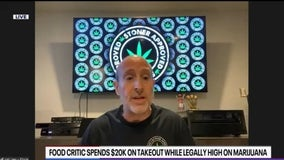 DC food critic spends $20K on takeout during coronavirus pandemic while legally high on marijuana