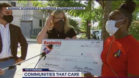 PAY IT FORWARD: Community comes together to provide clothing for those in need amid pandemic