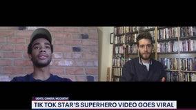Viral TikTok star Julian Bass talks Favorite Heroes