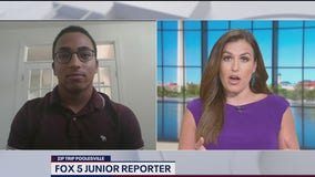 FOX 5 Zip Trip Poolesville: Jr. Reporter