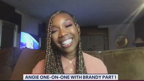 Angie's one-on-one with Brandy - Part I