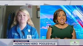 FOX 5 Zip Trip Poolesville: Hometown Hero