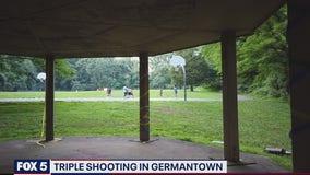 Triple shooting in Germantown