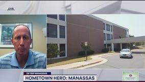 FOX 5 Zip Trip Manassas: Hometown Hero