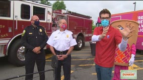 FOX 5 Zip Trip Manassas: First Responder Friday