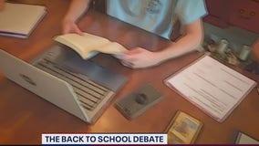 Fairfax County schools prepare for virtual start