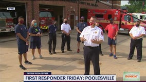 FOX 5 Zip Trip Poolesville: First Responder Friday