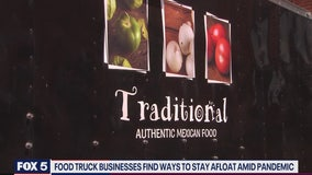 Food truck owners find ways to stay afloat amid pandemic as many Maryland businesses continue to struggle