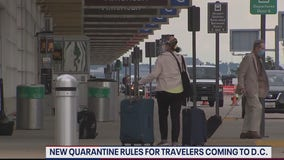 2 weeks of self-quarantine required for most when entering DC from 'high-risk states'