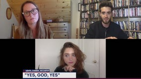 Natalia Dyer, Karen Maine talk 'Yes, God, Yes'