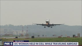 DC woman held in cell while traveling abroad amid COVID-19 crisis
