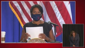 DC mayor broadens mask order