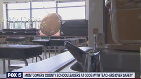 Teachers, union reps criticize MCPS leaders over 'inadequate health and safety plans' for school return