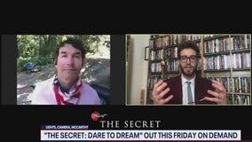 Jerry O'Connell talks The Secret: Dare To Dream