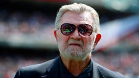 'Get the he-- out of the country': Mike Ditka slams NFL players who kneel during the national anthem