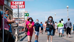 Ocean City makes masks mandatory on Boardwalk