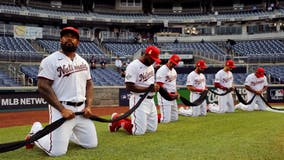 Washington Nationals, Philadelphia Phillies postpone tonight's game in wake of protests