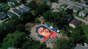 7,000-square-foot Breonna Taylor mural put in Annapolis park