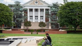 University of Maryland quiet on in-person instruction start date