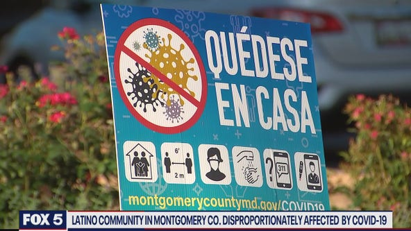 Latino community in Montgomery County disproportionately affected by COVID-19