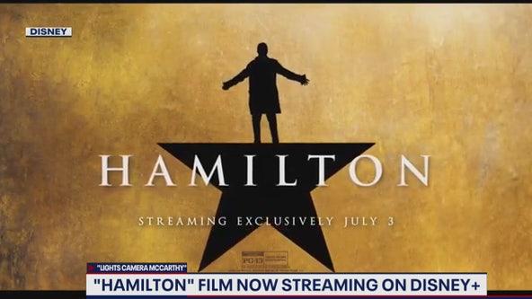 Kevin McCarthy reviews Hamilton