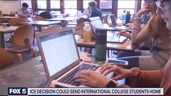 International students in limbo after ICE move