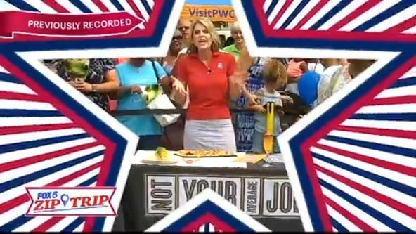 FOX 5 Zip Trip Flashback: Fourth of July!