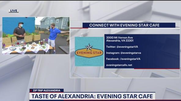 FOX 5 Zip Trip Alexandria: Evening Star Cafe