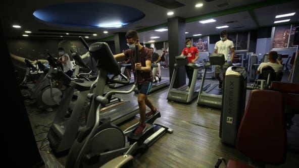 DC gyms giving vaccine passport plan a shot