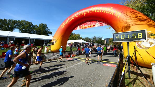 Runner to complete Marine Corps Marathon virtually for first time in 36 years