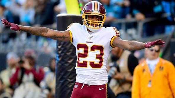 Former Redskin Quinton Dunbar accused of paying robbery victims to change testimony: report