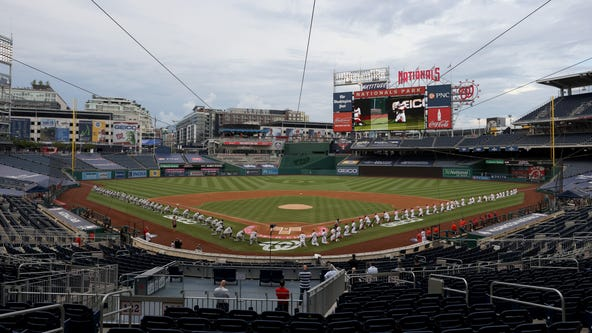 Washington Nationals acquire Boston Red Sox's Aldo Ramirez in exchange for Kyle Schwarber