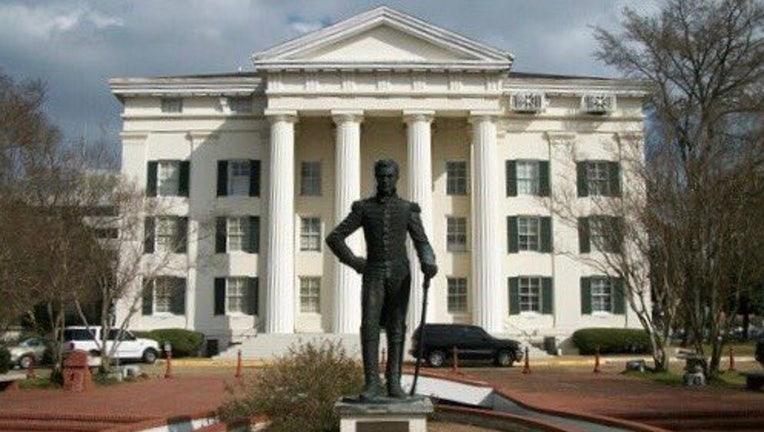 jackson ms statue city hall