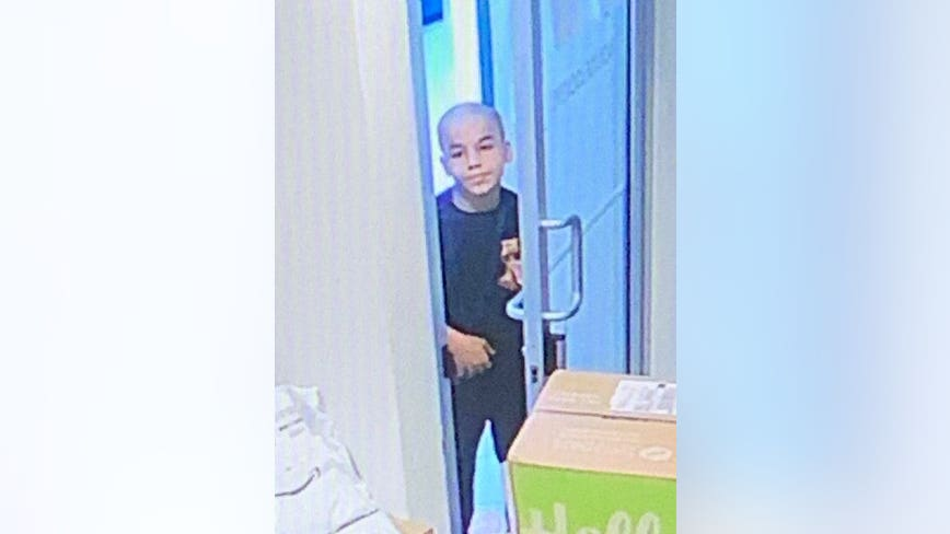 Fairfax County Police searching for missing 12-year-old boy