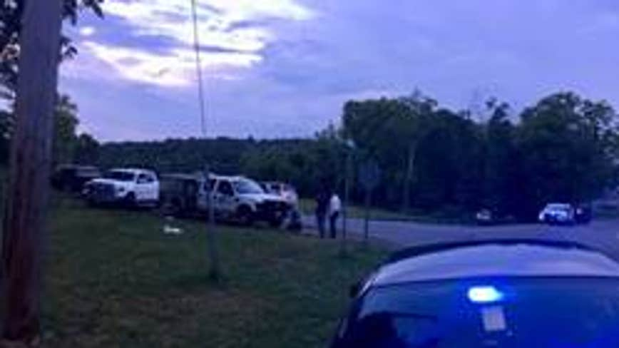 Fauquier County sheriff's deputy attacked, found unconscious on roadside: authorities