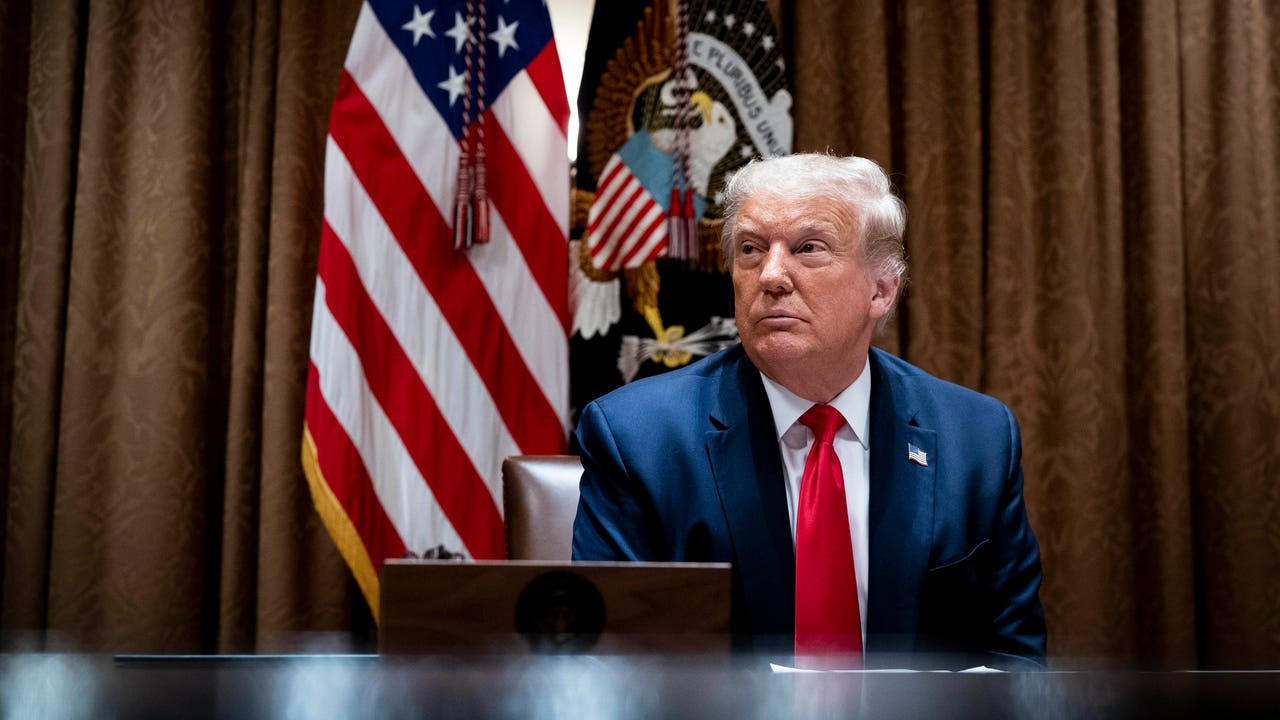 Trump withholds praise for John Lewis, notes he...