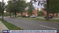 2 dead in Arlington after possible drug overdoses
