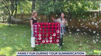 Family fun during your summercation