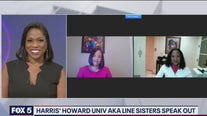 Kamala Harris' Howard University AKA line sisters speak out